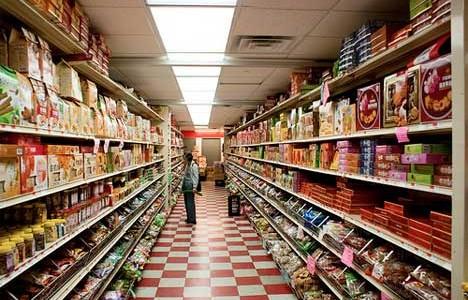 Supermarket Isle