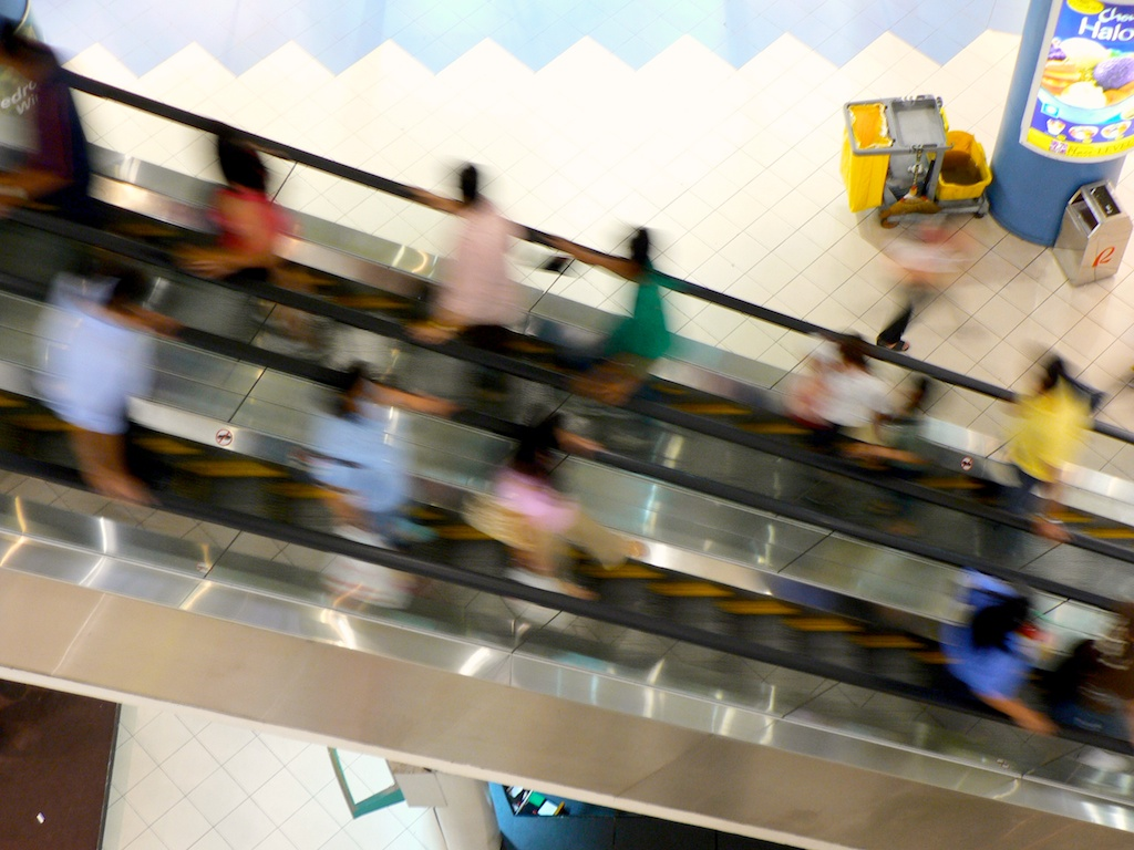 Shopping Centre / Mall