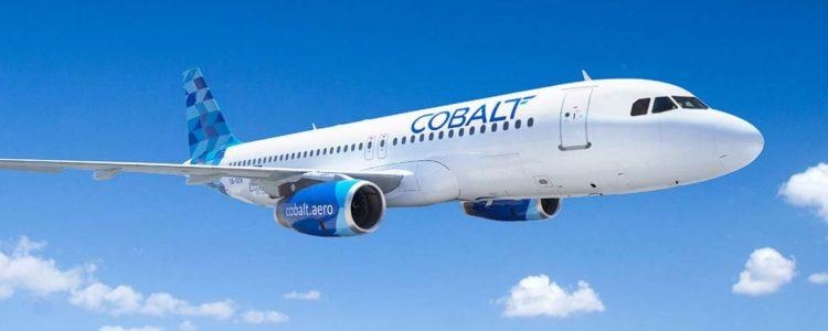 cobalt aeroplane